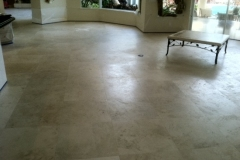 TRAVERTINE BEFORE