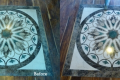 INLAY BEFORE AND AFTER