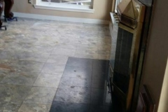 MARBLE FLOORS BEFORE