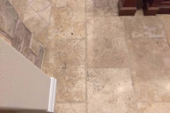 TILE FLOORING AFTER